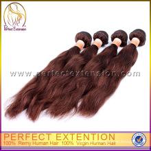 Das beste Haar aus Indien Rohes unverarbeitetes indisches reines Haar