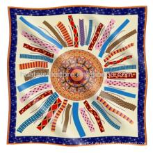 Шелковый шарф Классический Лучший на продажу стиль рулон шелковый шарф