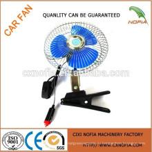 Вентилятор автомобиля 12v dc вентилятор автомобиля 6 дюймов
