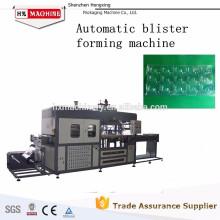 Vacío plástico automático de alta velocidad de la ampolla que forma la máquina para PVC / PET / PS / PE / PP, CE aprobado