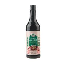 500ml Glass Bottle Mushroom Dark Soy Sauce