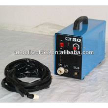 Chine top manufactuer directement vente prix de la machine de découpe plasma abordable CUT-50