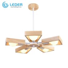 LEDER Beautiful Ceiling Lights Fan