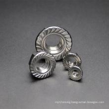 DIN6923 Stainless Steel Flange Nut
