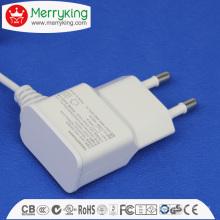 Export nach Korea Kc 5V 2A mit Micro 5 Pin USB DC Ausgang AC / DC Adapter