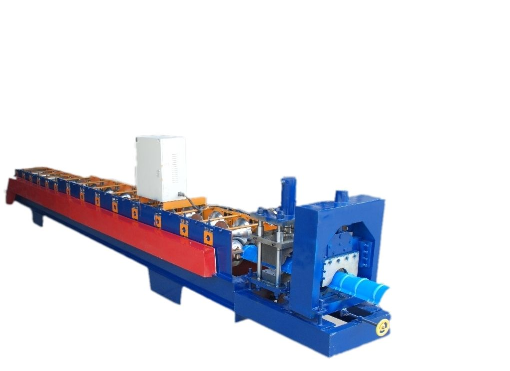Ridge tile roll foll forming machine