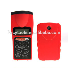 Mini laser pointer Dual Ultrasonic distance measurer