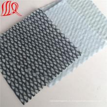 6.0 мм композитных Геосетки для дренажа используется в свалку