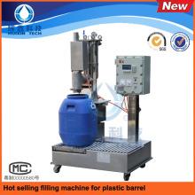 2015 nueva máquina de rellenar automática antiexplosiva 12-20 barriles / minuto
