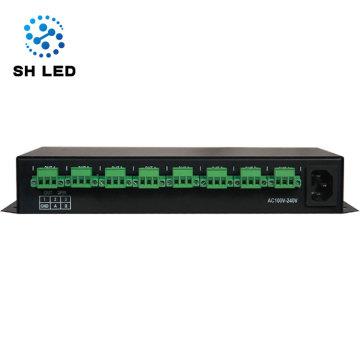 Automatischer programmierbarer LED-Lichtdimmer Artnet DMX SPI
