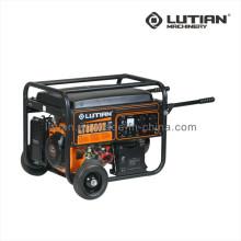 High Quality 3.2-6.0kw Aluminium/Copper Wire Gasoline Generator