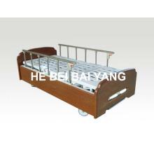 A-116 cama de hospital manual de duas funções