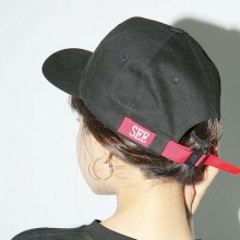 Embroidered Tape Strap Closure Cap Plastic Buckle Hats Funny Baseball Cap