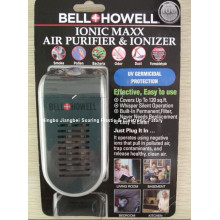 Cleaning Air Ionic Maxx Air Purifier & Ionizer for Indoor (ZT15002)