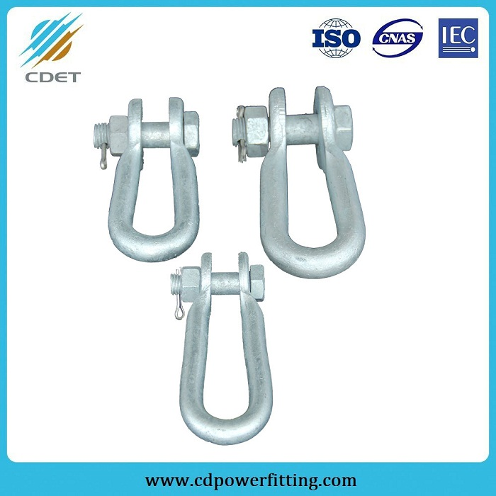 Anchor Chain Shackle for Transmission Line