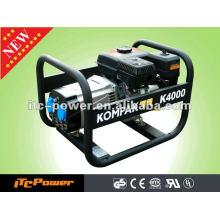 K4000 ITC-POWER tragbares Generator Benzin Generator-Set
