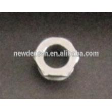 Hecho en las piezas de la glándula de la válvula de China 304SS
