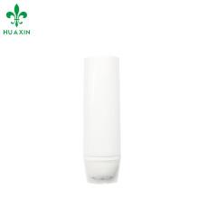 Emballage cosmétique Type cosmétique et matière plastique 100 ml tubes blancs nacrés