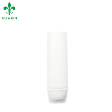 Cosmetic packaging Cosmetic Type and Plastic Material 100 ml pearlized white tubes