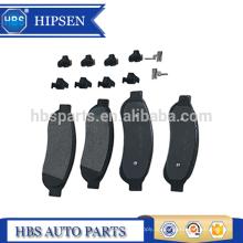 Vorderradbremsbeläge Kits OEM # BC3Z-2001-E Für Ford F250 F350 F450 Super Duty (2005-2012)
