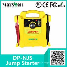 Preço de fábrica na China 12V portátil Jump Starter com saída USB