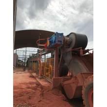 Underground Potash Belt Conveyor