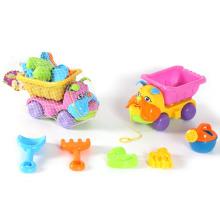 Summer Outdoor Toy 6PCS Kids Juego de playa de arena de plástico (10226565)