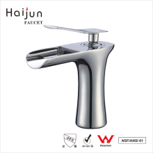 Haijun Wholesale China Products Thermostatic Single Handle Brass Basin Faucet