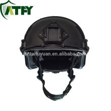 БЫСТРО Арамидная ткань пуленепробиваемый кевларовый шлем военный