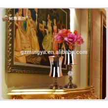 Wholesale Big Decorative Antique Floor Flower Glass Vases Flower Decorative Home Decor