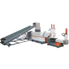 Gránulos de plástico que hacen la máquina de peletización de PVC PP PE