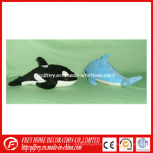 Super Soft Plush Whale Toy for Christmas Gift