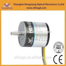 S18 diámetro sólo 18mm 2.5mm mini encoder sólido