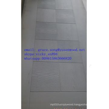 Wholesale Decorative Interior Wood Veneer MDF Door Skin Price
