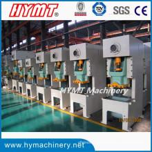 JH21-200T C Rahmen Einzelne Kurbel Mechanische Power Press Stanzmaschine