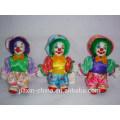Decoration porcelain clowns