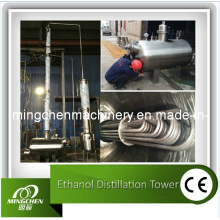 Alcohol Concentrator Alcohol Recovery