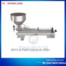 Tipo de tabla Pasta de relleno (GCG-A)