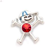 Birthstone Folie Charme, Zeichentrickfigur Charme