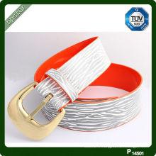 Meilleure vente de ceinture en cuir pu design 2014