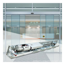 heavy duty commercial automatic glass sliding door with sensor