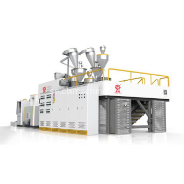 2000mm Atomatic Swing Arm High-Speed ​​Stretch Film Machine