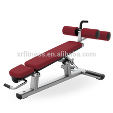 Фитнес _Bodybuilding скамейке Machine_Crunch XH923