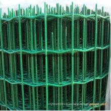 PVC recubierto de malla de alambre Euro Fence/Holanda /