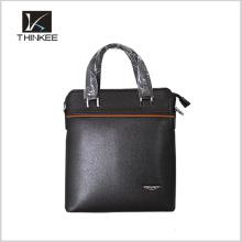 Dropshipping famous brands top quality laptop bag leather handbag
