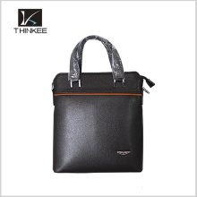 Dropshipping famous brands top quality laptop bag leather handbag