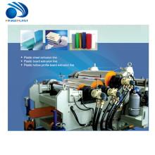 pvc sheet manufacturing process