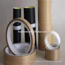 Fita adesiva de Teflon PTFE de alta temperatura