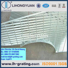 Galvanised Steel Grates for Floor
