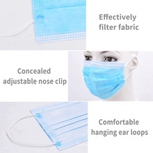 FDA/Ce Disposable Medical Face Mask From China
